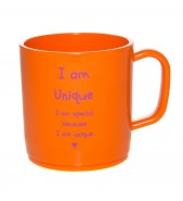I am unique happy mug